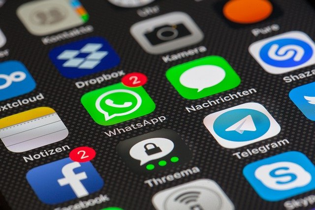 Statt Whatsapp